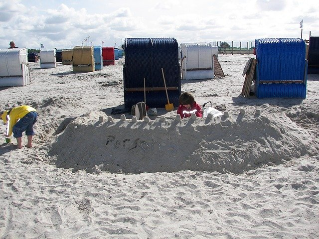 stavění z písku