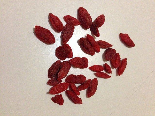 Méně známé sušené plody