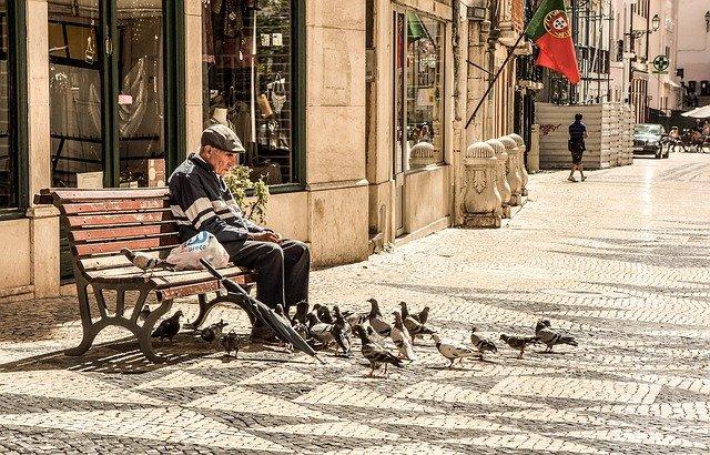 Služba pro seniory a handicapované