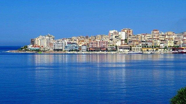 modré moře