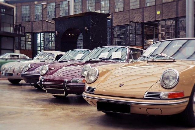 straá Porsche