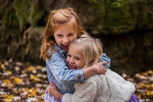 veselé dívky