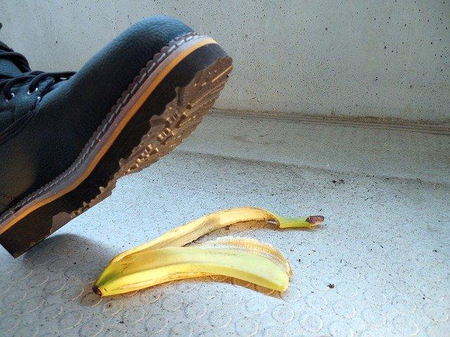 slupka pod botou
