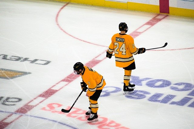 Petr Hubáček hokej