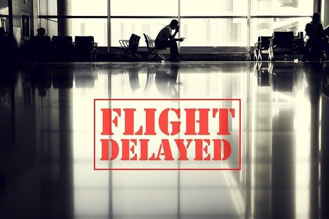 zrušený let