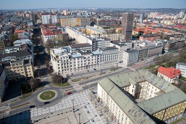 Elektrocentrály Ostrava