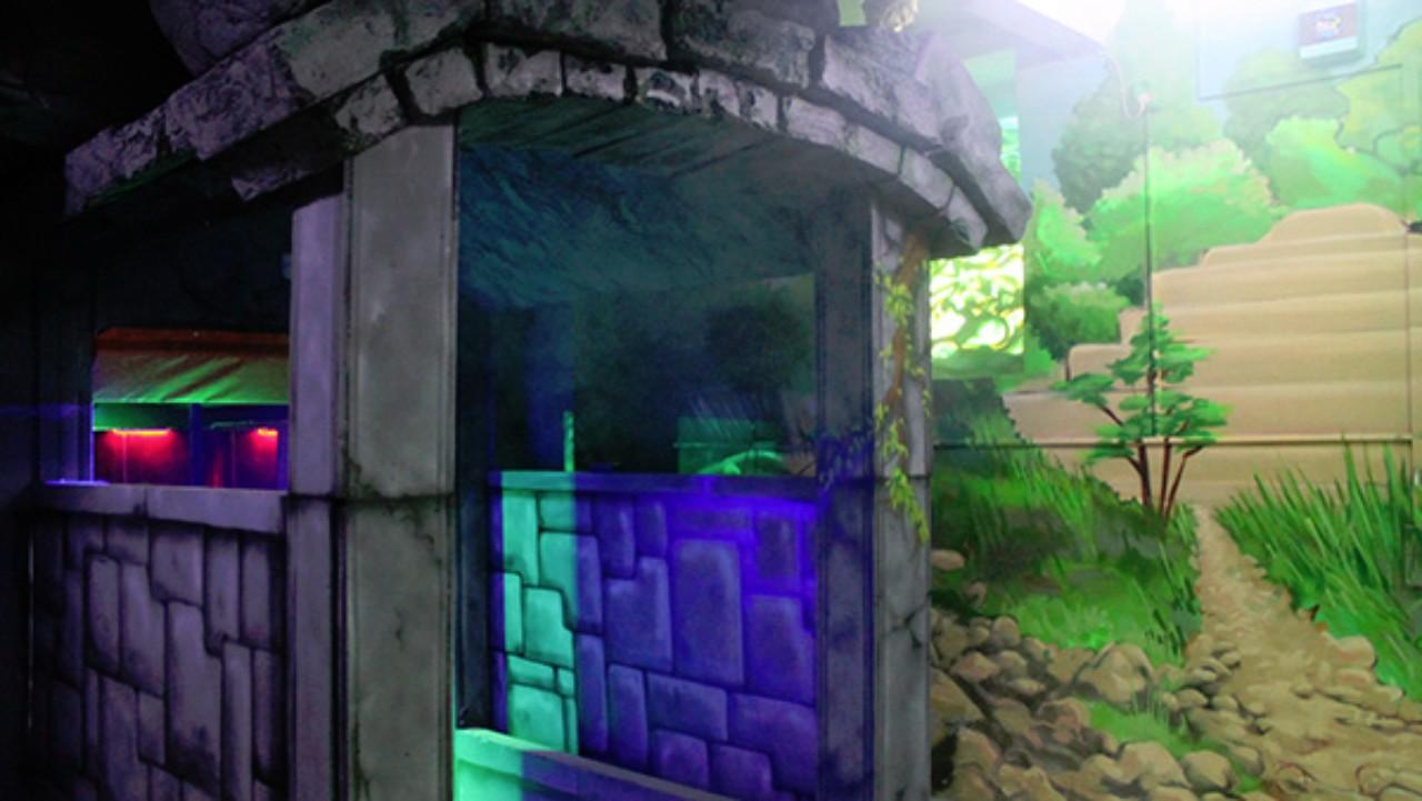 Laser game je společenská hra s moderním vybavením
