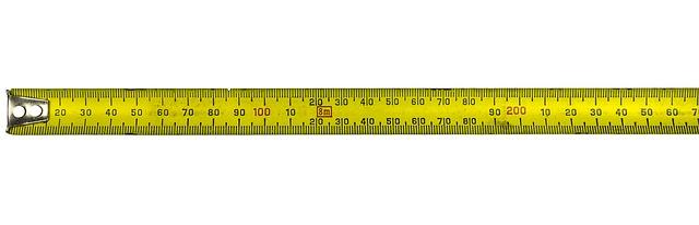 měřicí metr