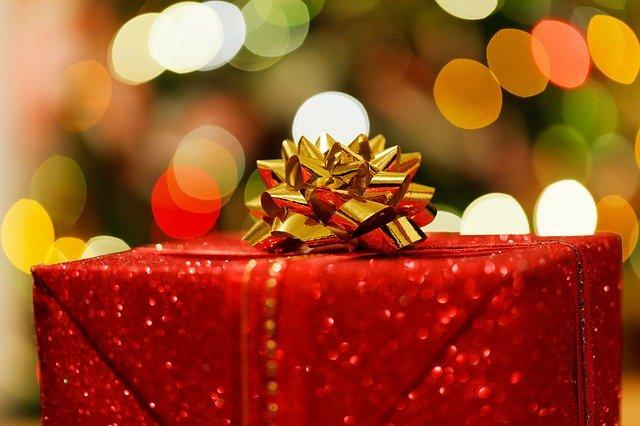 dárek s překvapením